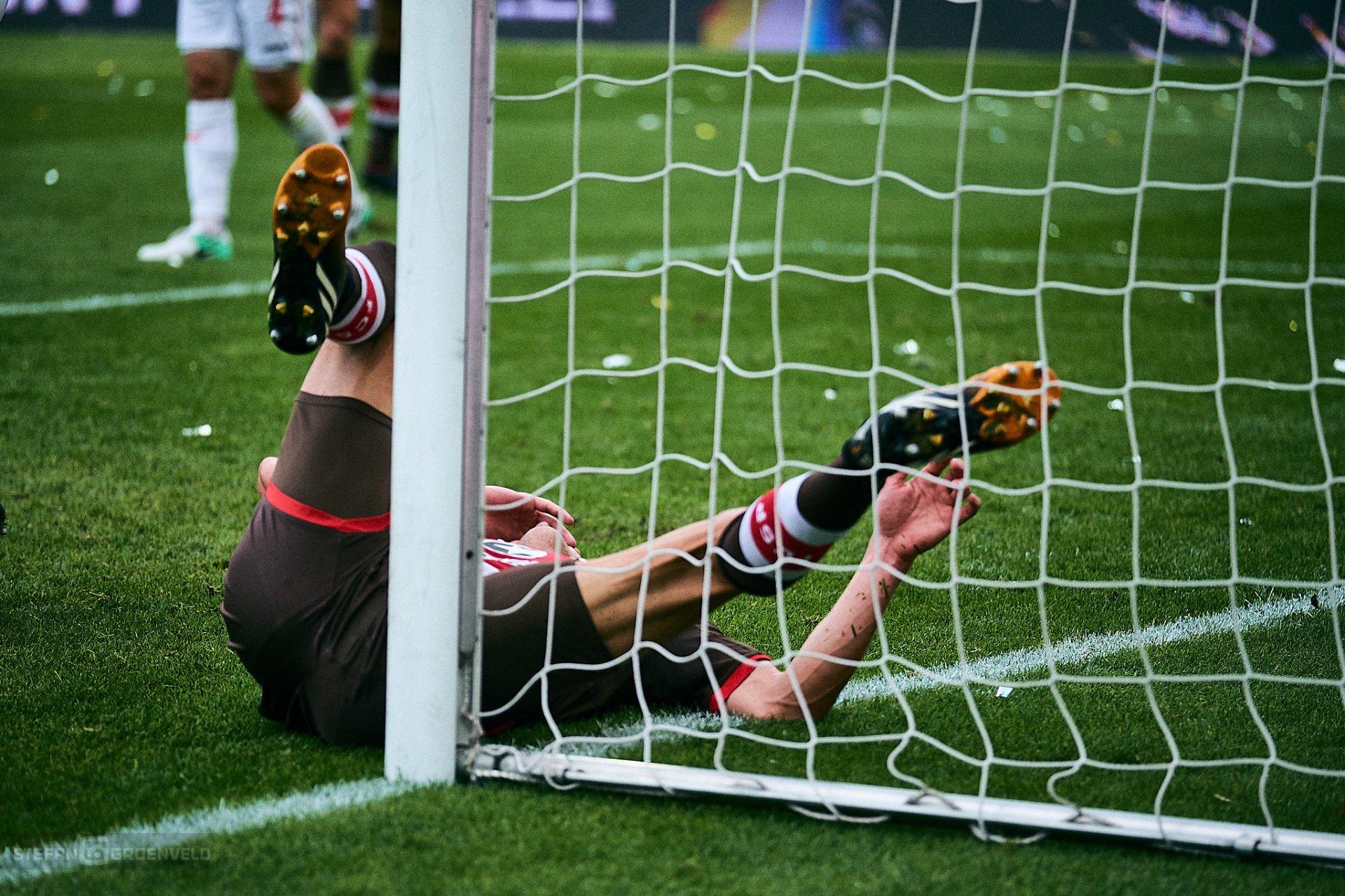 Es gibt kein' Fußball ohne Leiden…