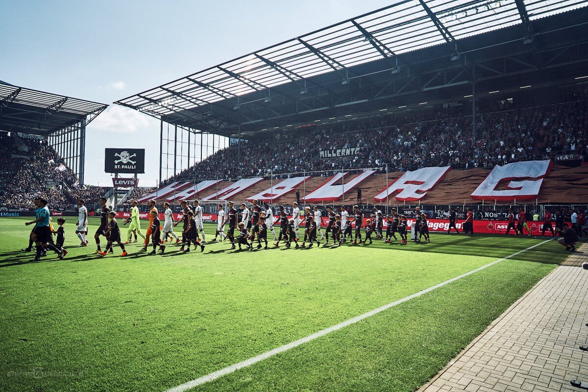 FC St. Pauli goes 2G* – Full South, no North