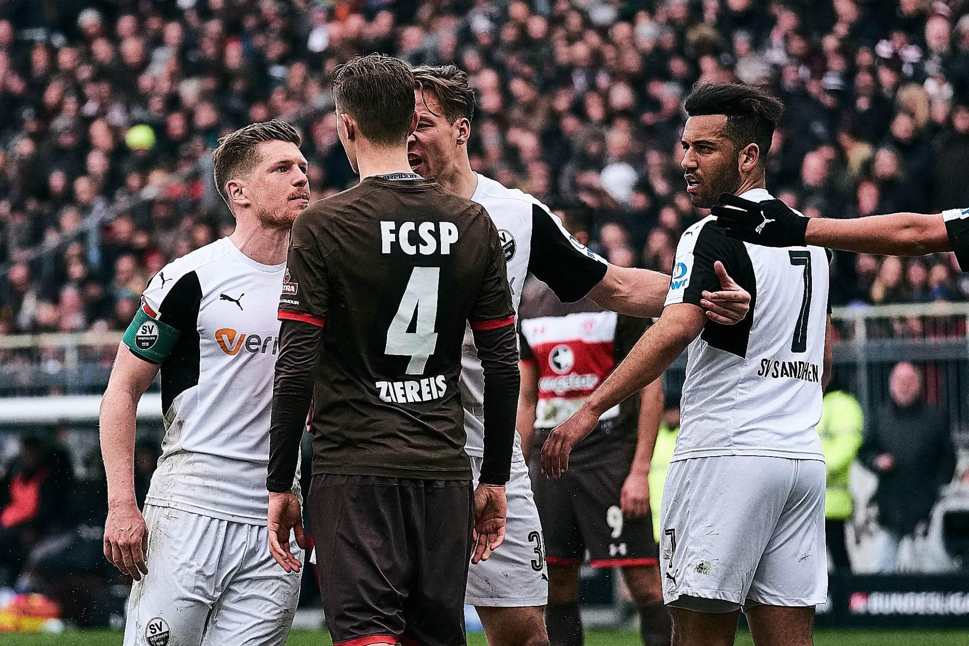 Vor dem Spiel – SV Sandhausen (H) – Spieltag 9 – Saison 2018/19