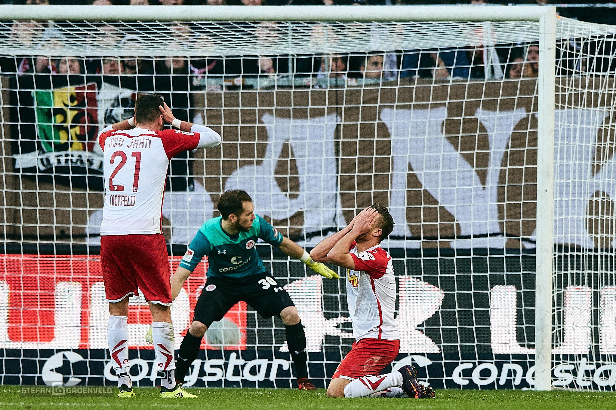 Vor dem Spiel – SSV Jahn Regensburg (A) – Spieltag 14 – Saison 2018/19