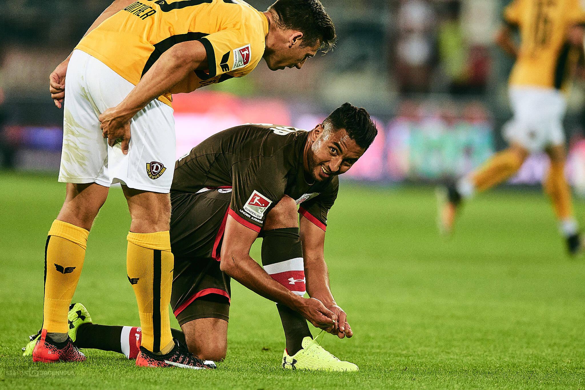 Vor dem Spiel – Dynamo Dresden (H) – Spieltag 15 – Saison 2018/19