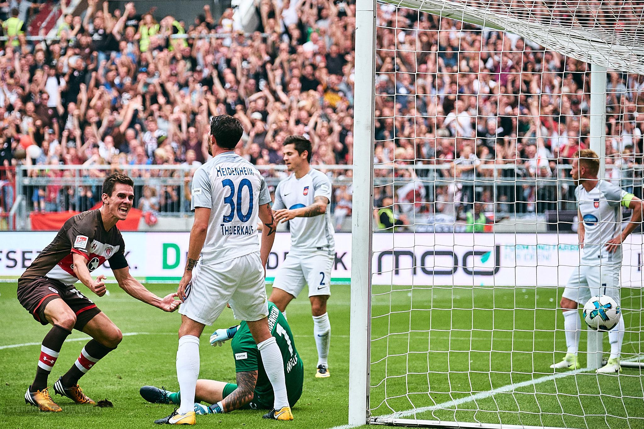 Vor dem Spiel – 1. FC Heidenheim (H) – Spieltag 13 – Saison 2018/19