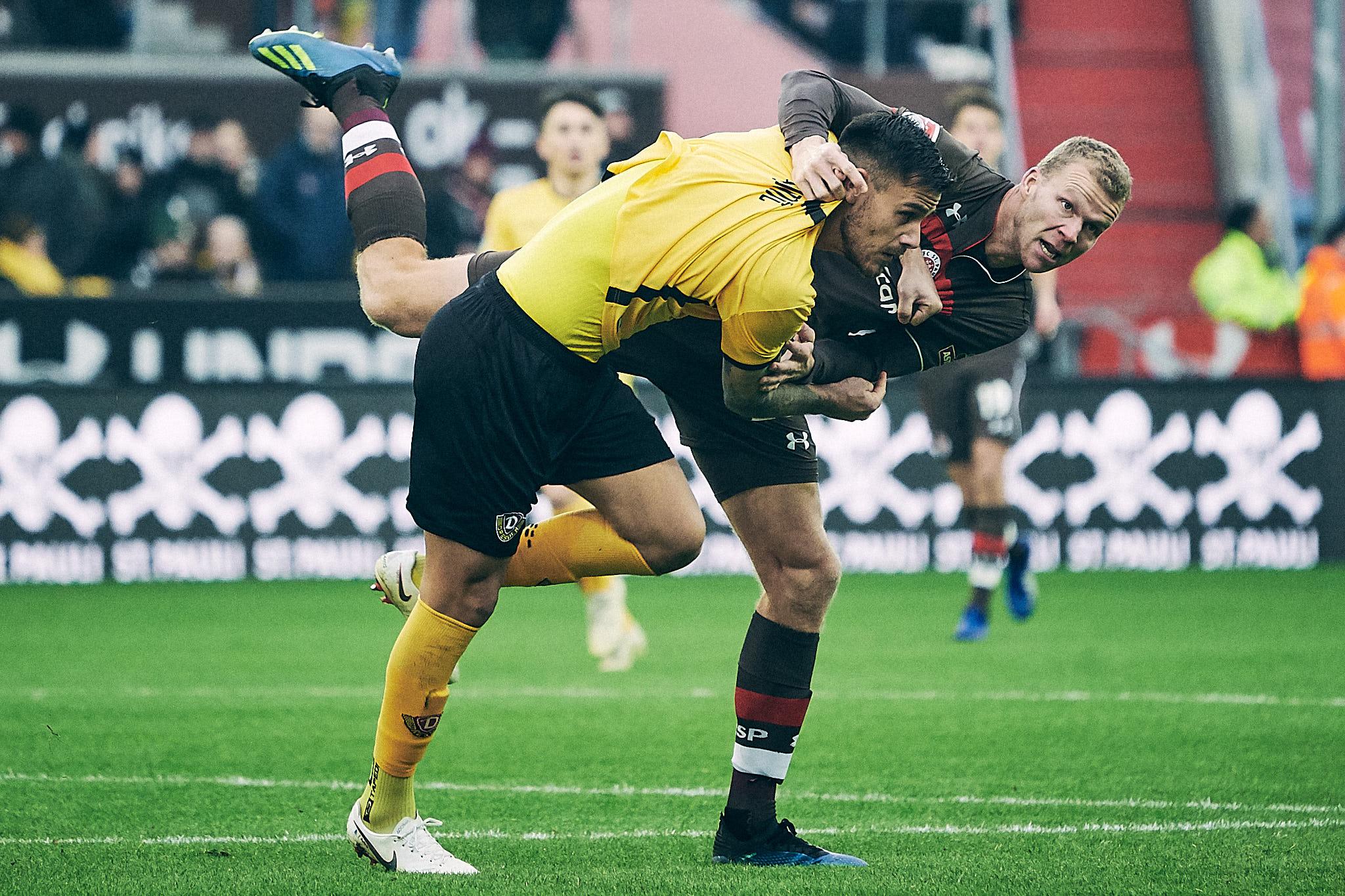 Nach dem Spiel – Dynamo Dresden (H) – Spieltag 15 – Saison 2018/19