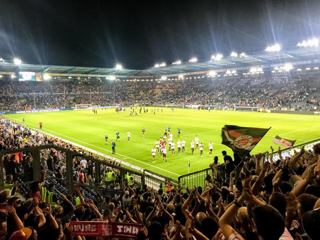Bielefeld away