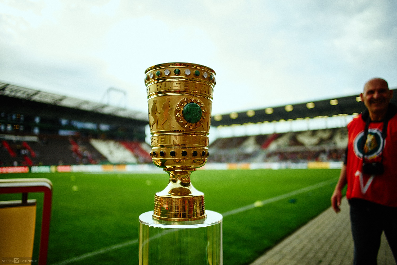 Vor dem Spiel – VfB Lübeck (A) – DFB Pokal Runde 1 – Saison 2019/20
