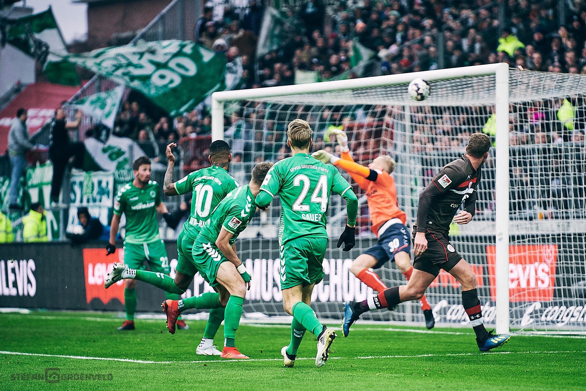 Vor dem Spiel – SpVgg Greuther Fürth (H) – Spieltag 2 – Saison 2018/2019