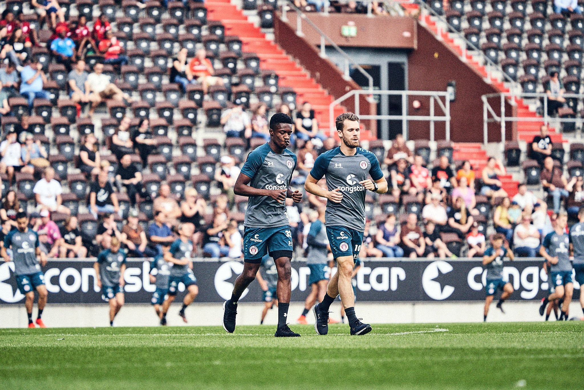Nach dem Spiel – Arminia Bielefeld (A) – Spieltag 1 – Saison 2019/20