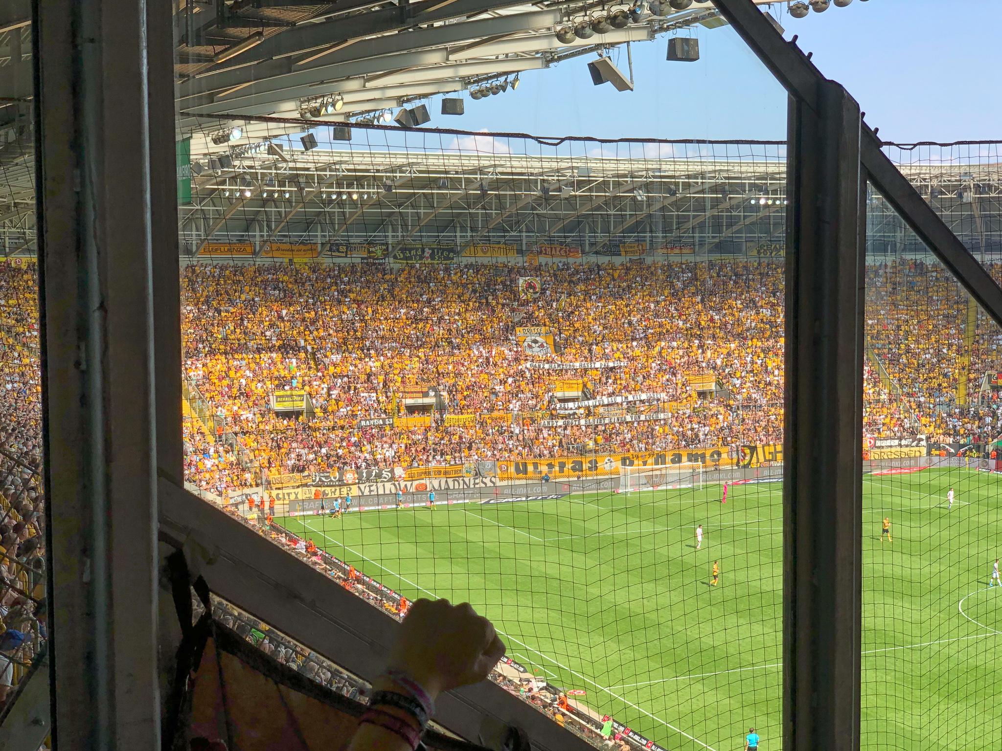 Nach dem Spiel – Dynamo Dresden (A) – Spieltag 5 – Saison 2019/20