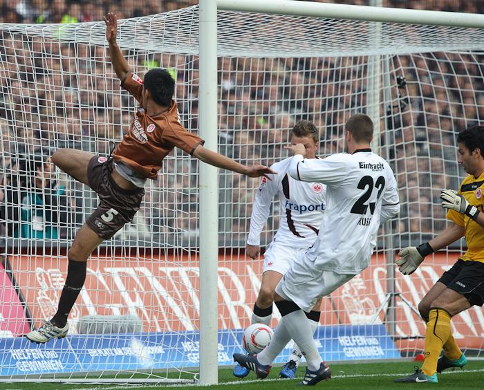 Vor dem Spiel – Eintracht Frankfurt (H) – DFB Pokal Runde 2 – Saison 2019/20