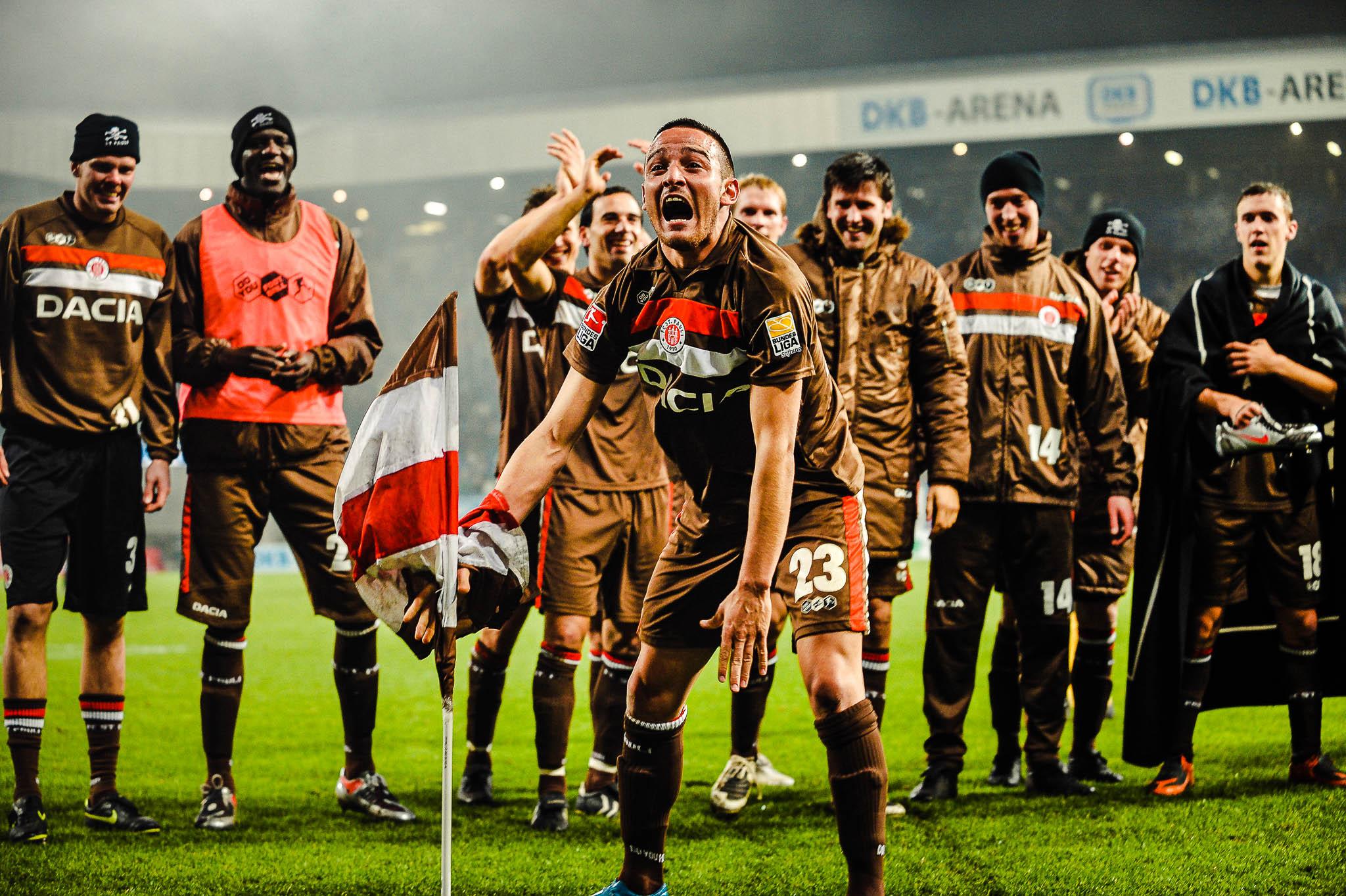 FC St. Pauli gegen Hansa Rostock – (k)eine Lovestory