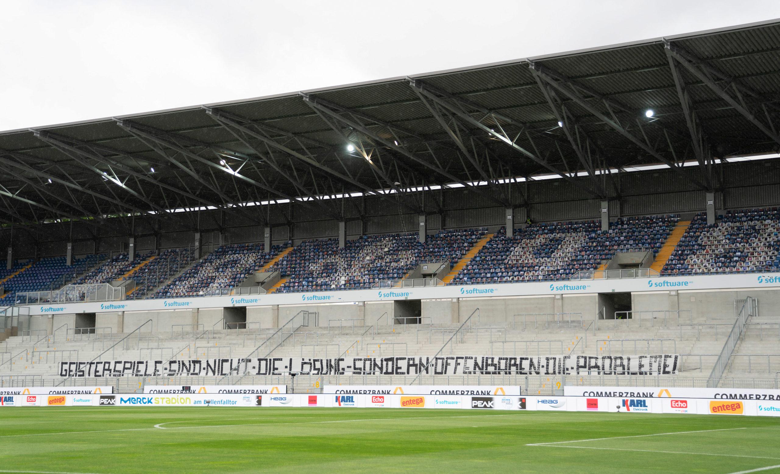 Nach dem Spiel – SV Darmstadt 98 (A) – Spieltag 27 – Saison 2019/20