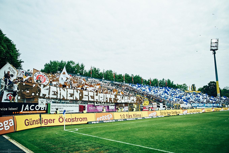 Vor dem Spiel – SV Darmstadt 98 (A) – Spieltag 27 – Saison 2019/20