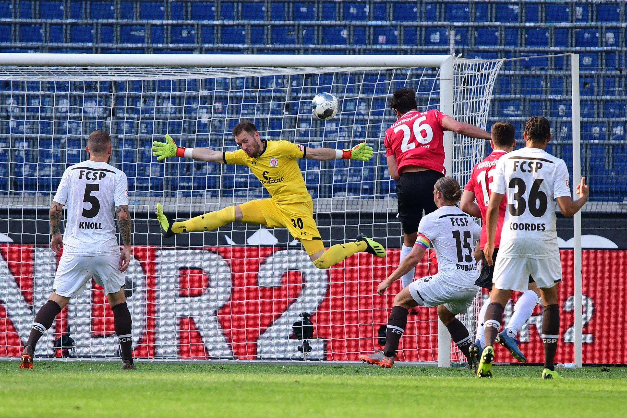 Vor dem Spiel – Hannover 96 (A) – Spieltag 16 – Saison 2020/21