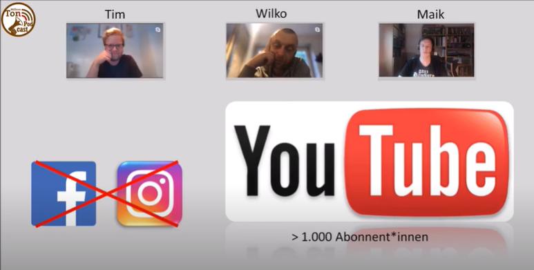 YouTube: MillernTon Wochenschau 001 (03.Juni 2020)