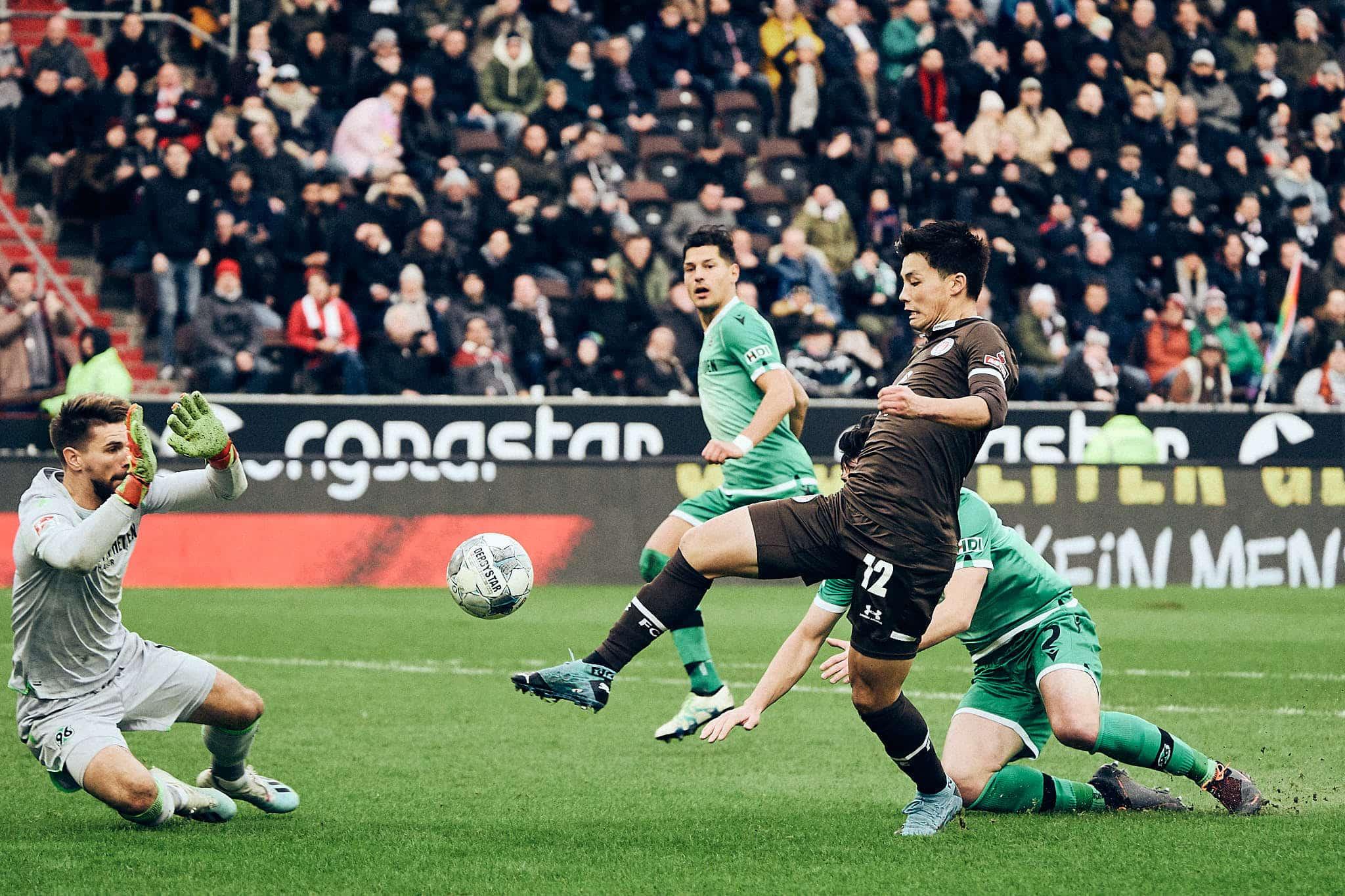 Vor dem Spiel – Hannover 96 (A) – Spieltag 32 – Saison 2019/20