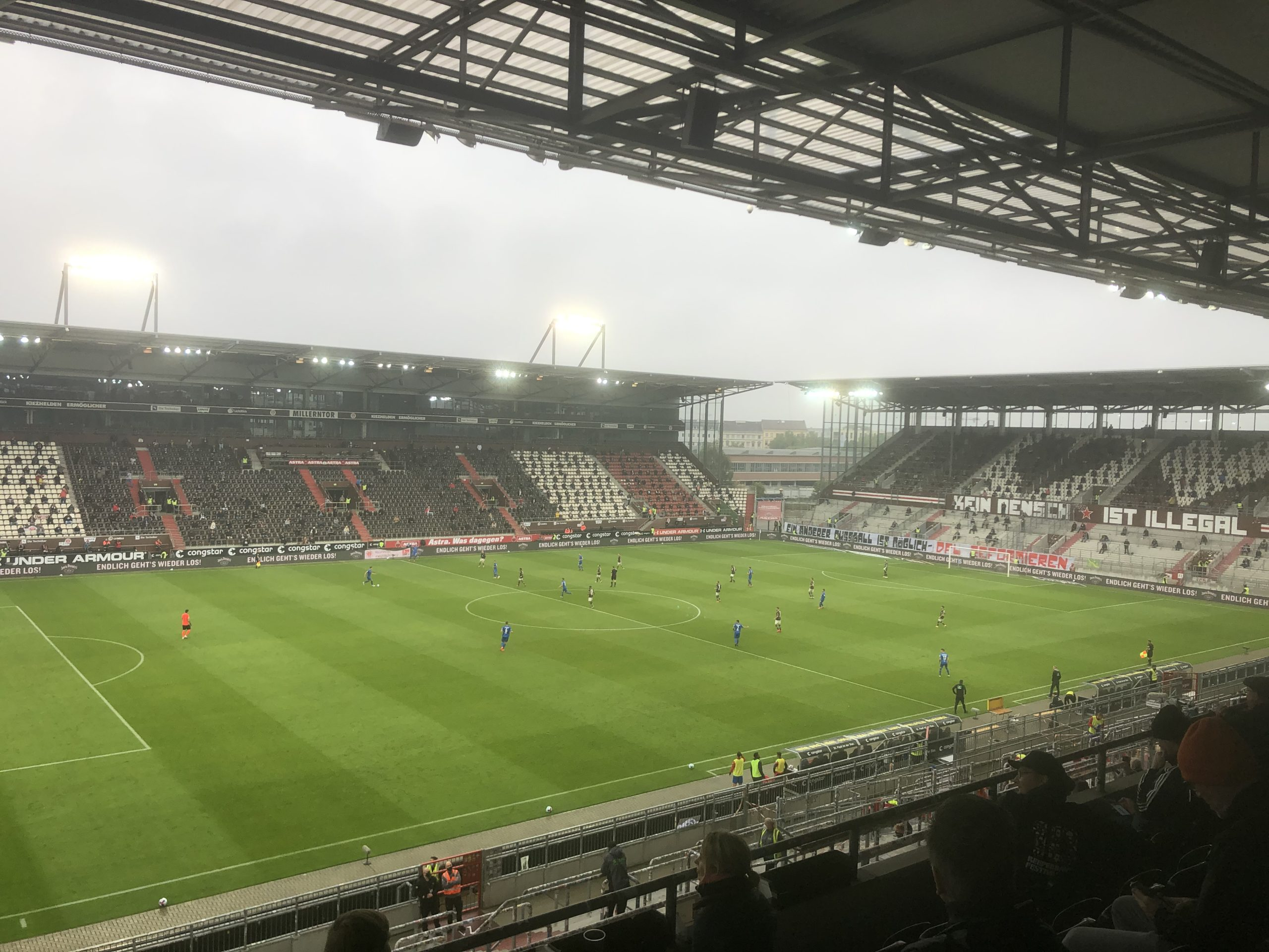 Nach dem Spiel – 1. FC Heidenheim (H) – Spieltag 2 – Saison 2020/2021