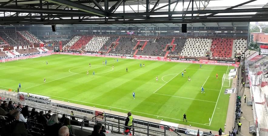 FCSP – 1.FC Heidenheim (Part 1): Organisation & Atmosphere