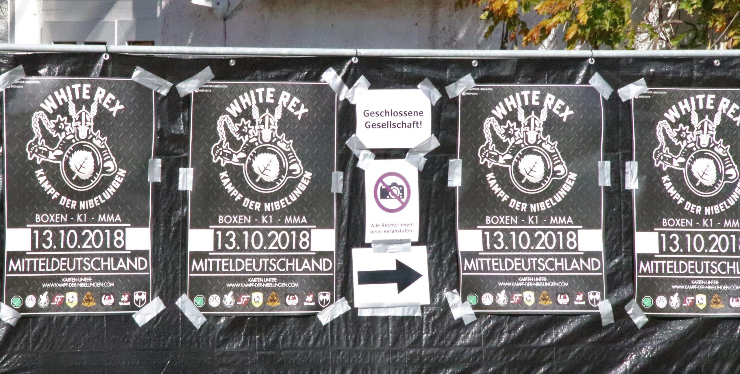 """""""Es geht hier um nationalsozialistische Kampfvorbereitungen"""" – Einblicke in die rechtsextreme Kampfsportszene"""