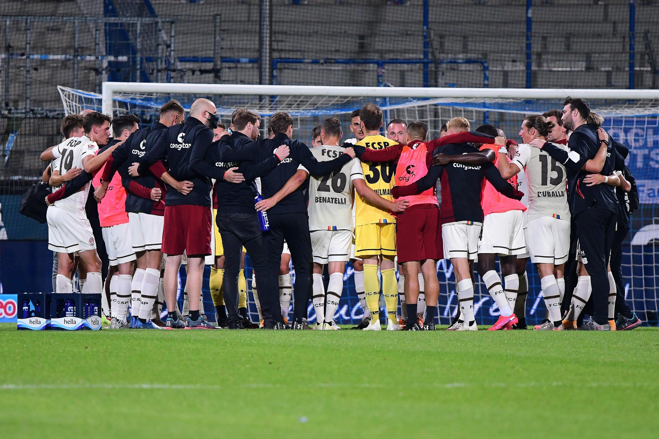 Der FC St. Pauli 2020/21 – Eine Kader-Analyse