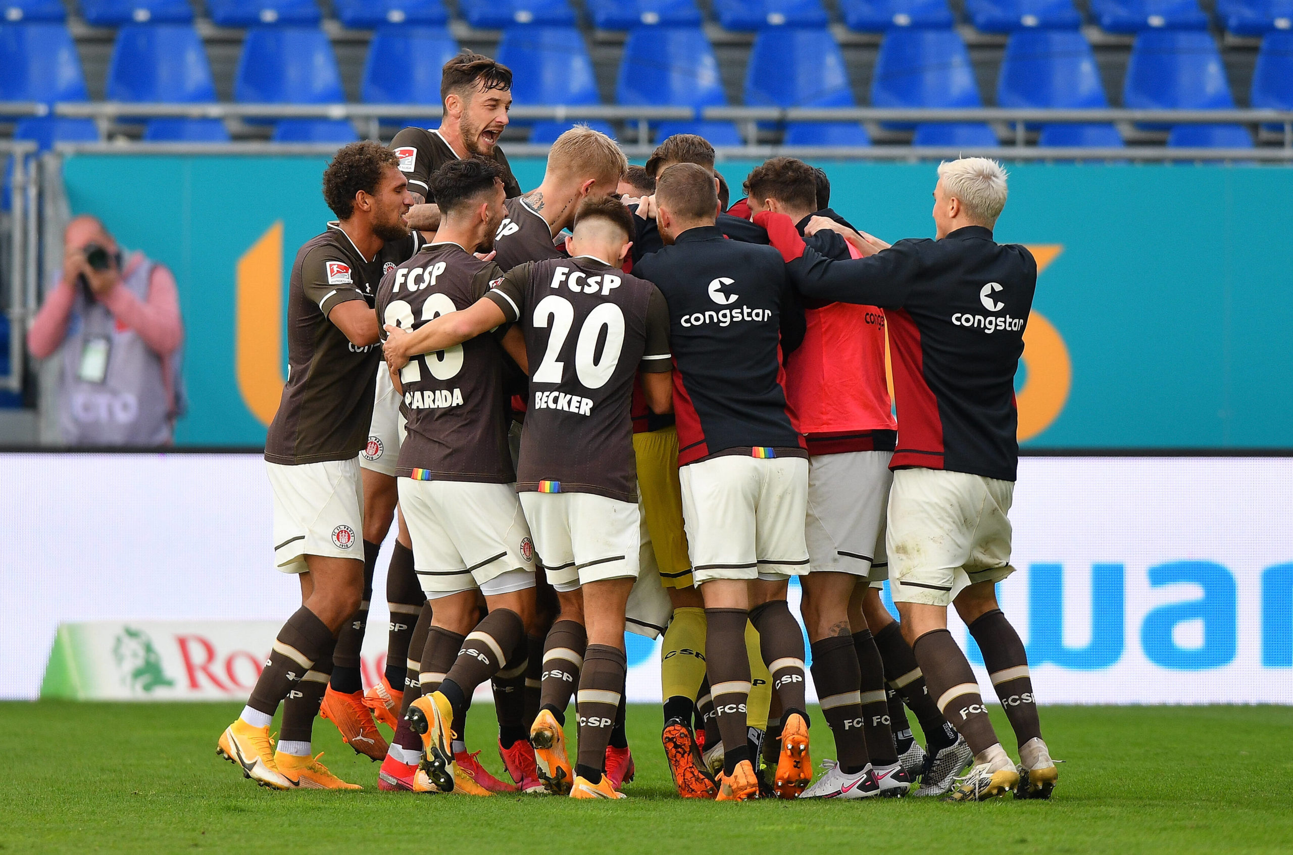SV Darmstadt 98 – FC St. Pauli 2:2 – A sure bet
