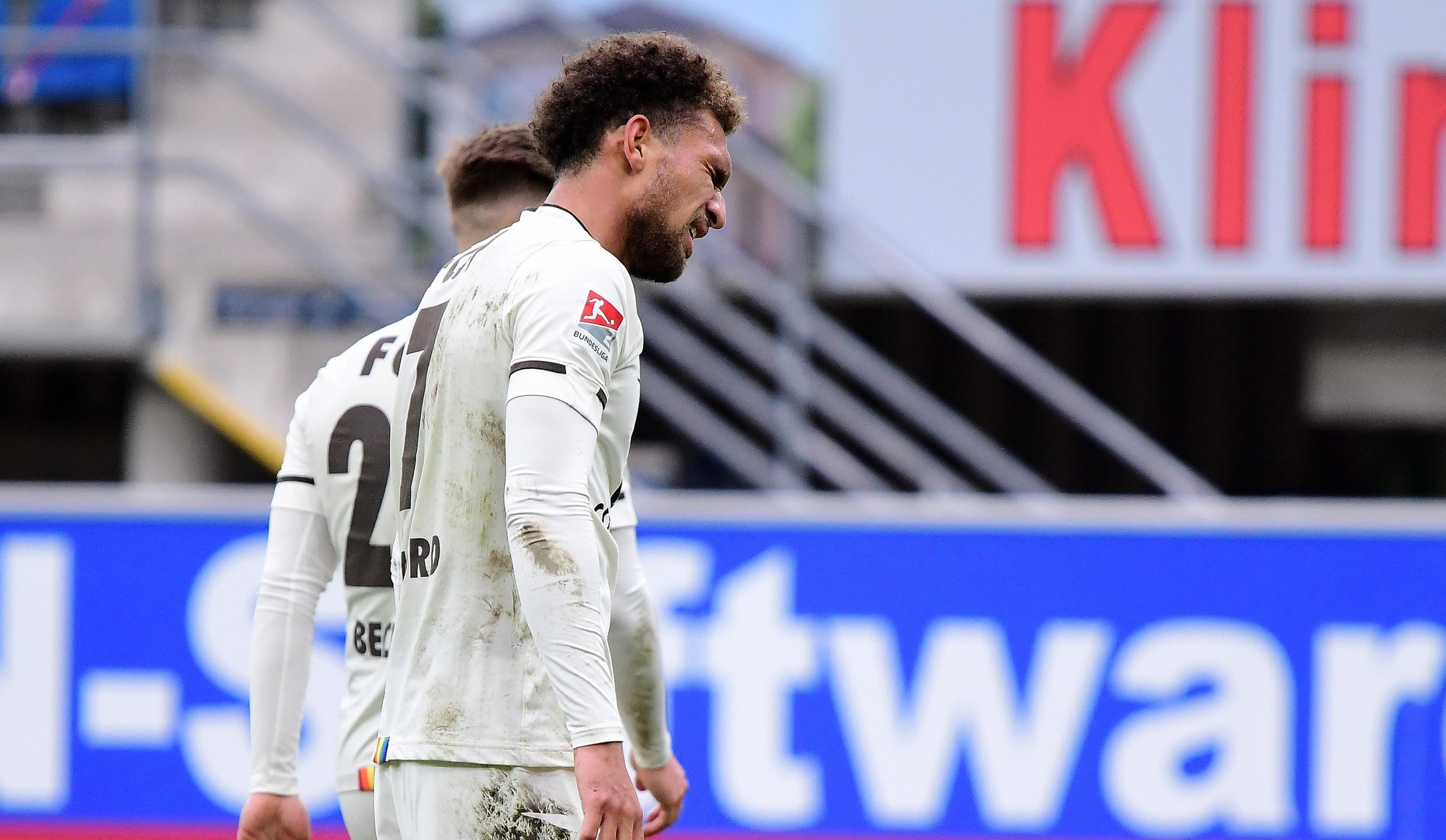 SC Paderborn – FC St. Pauli 2:0 – Shite at, in and on the foot!