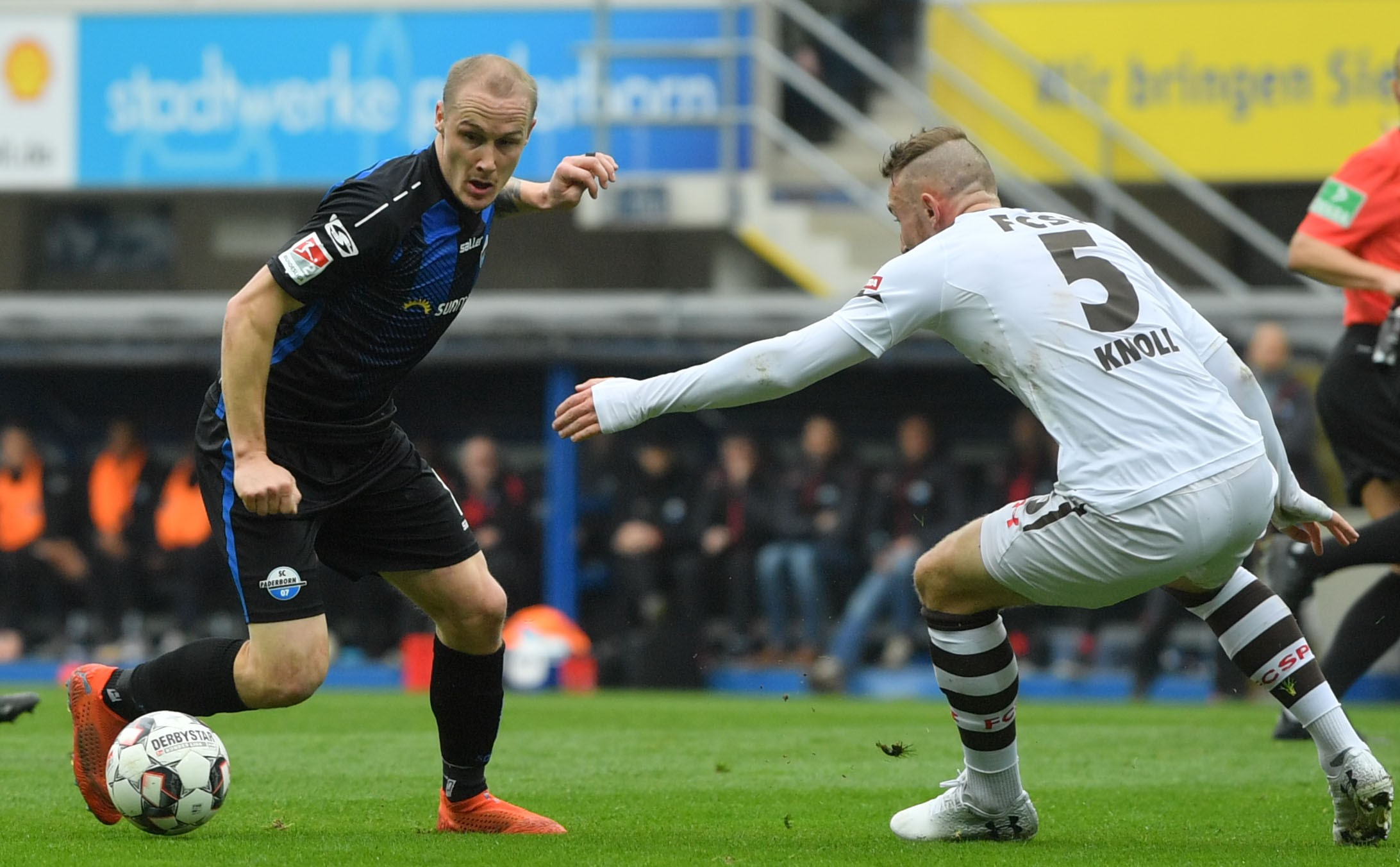 Vorbericht: SC Paderborn – FC St. Pauli (8. Spieltag, 20/21)