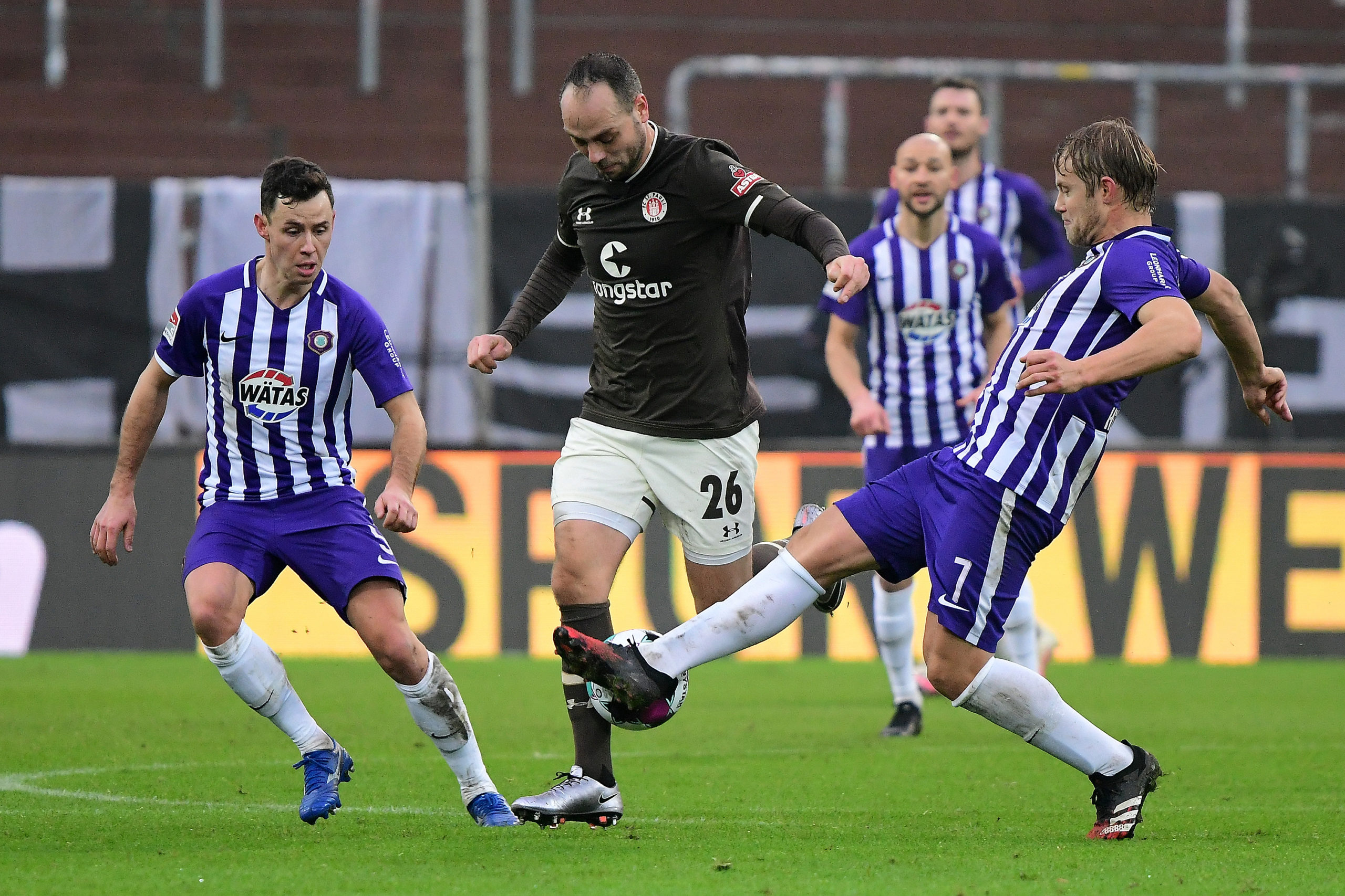 Nach dem Spiel – FC Erzgebirge Aue (H) – Spieltag 11 – Saison 2020/2021