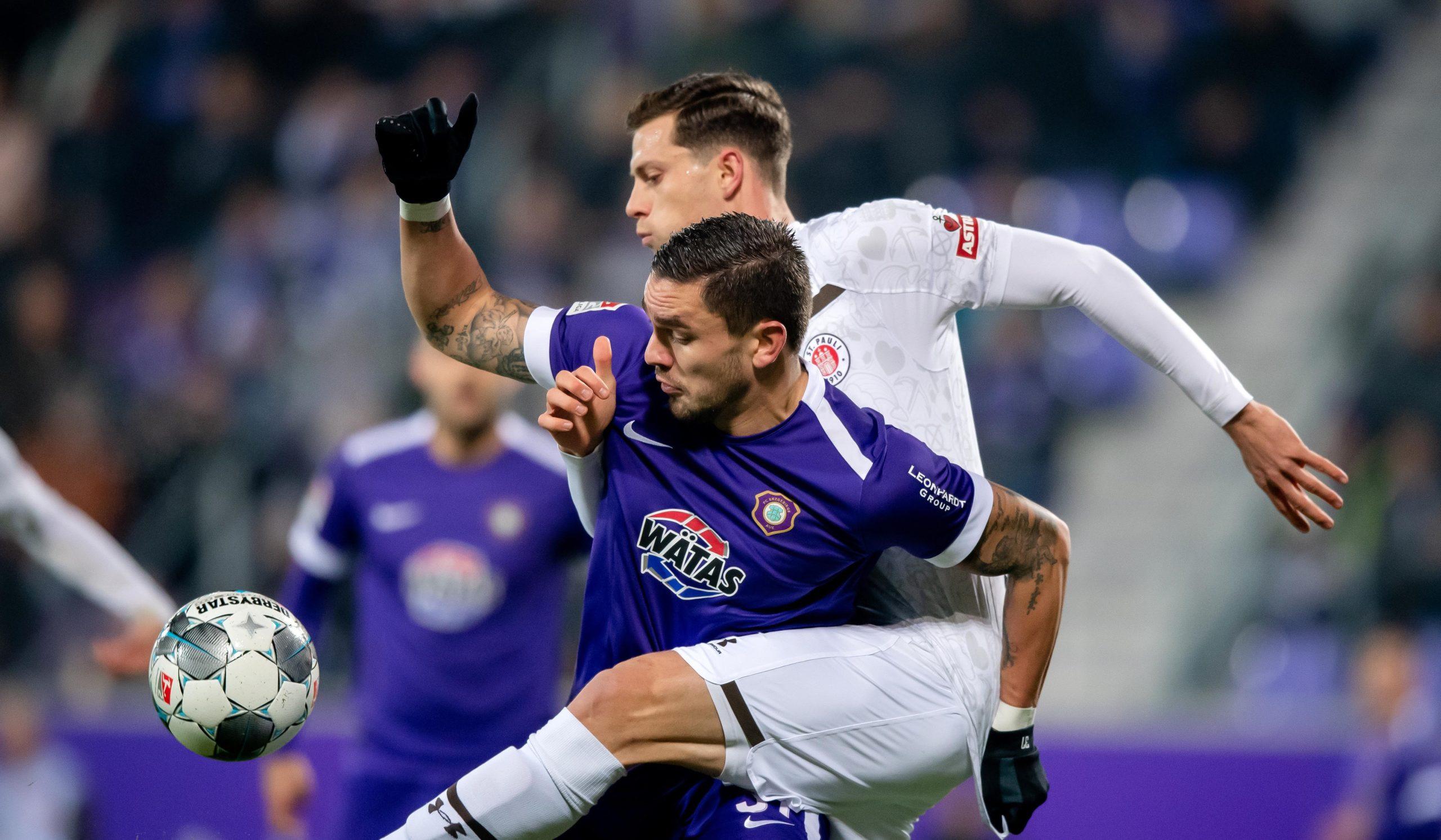 Vorbericht: FC St. Pauli – Erzgebirge Aue (11. Spieltag, 20/21)