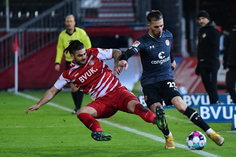 Nach dem Spiel – Würzburger Kickers (A) – Spieltag 12 – Saison 2020/21