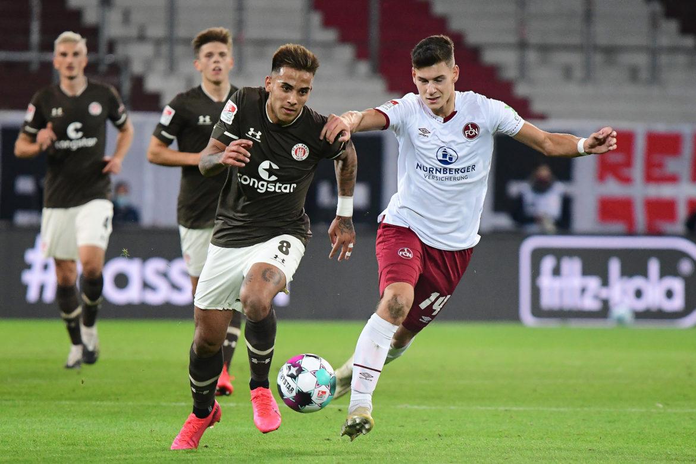 Vorbericht: 1. FC Nürnberg – FC St. Pauli (21.Spieltag, 20/21)