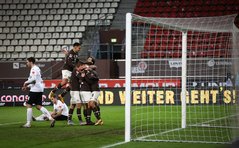 FC St. Pauli – SV Sandhausen 2:1 – Entdeck the Dreck!