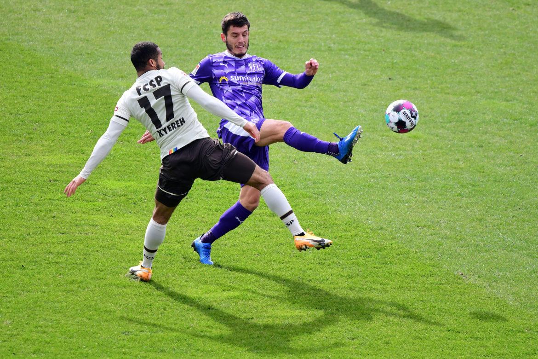 VfL Osnabrück – FC St. Pauli 1:2 – nicht mal mehr Aufbaugegner
