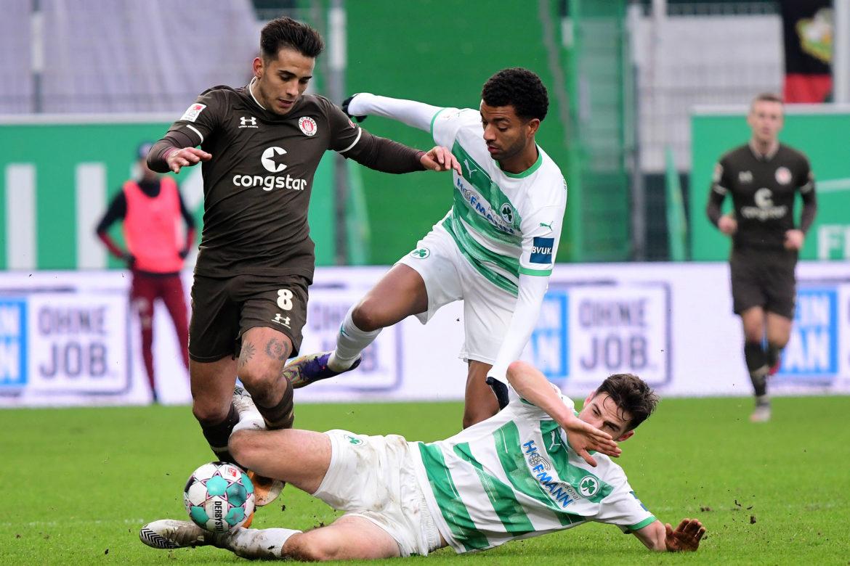 Vorbericht: FC St. Pauli – SpVgg Greuther Fürth (31.Spieltag, 20/21)