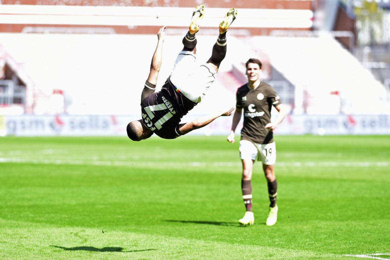 FC St. Pauli – Würzburger Kickers 4:0 – Class difference 4.0