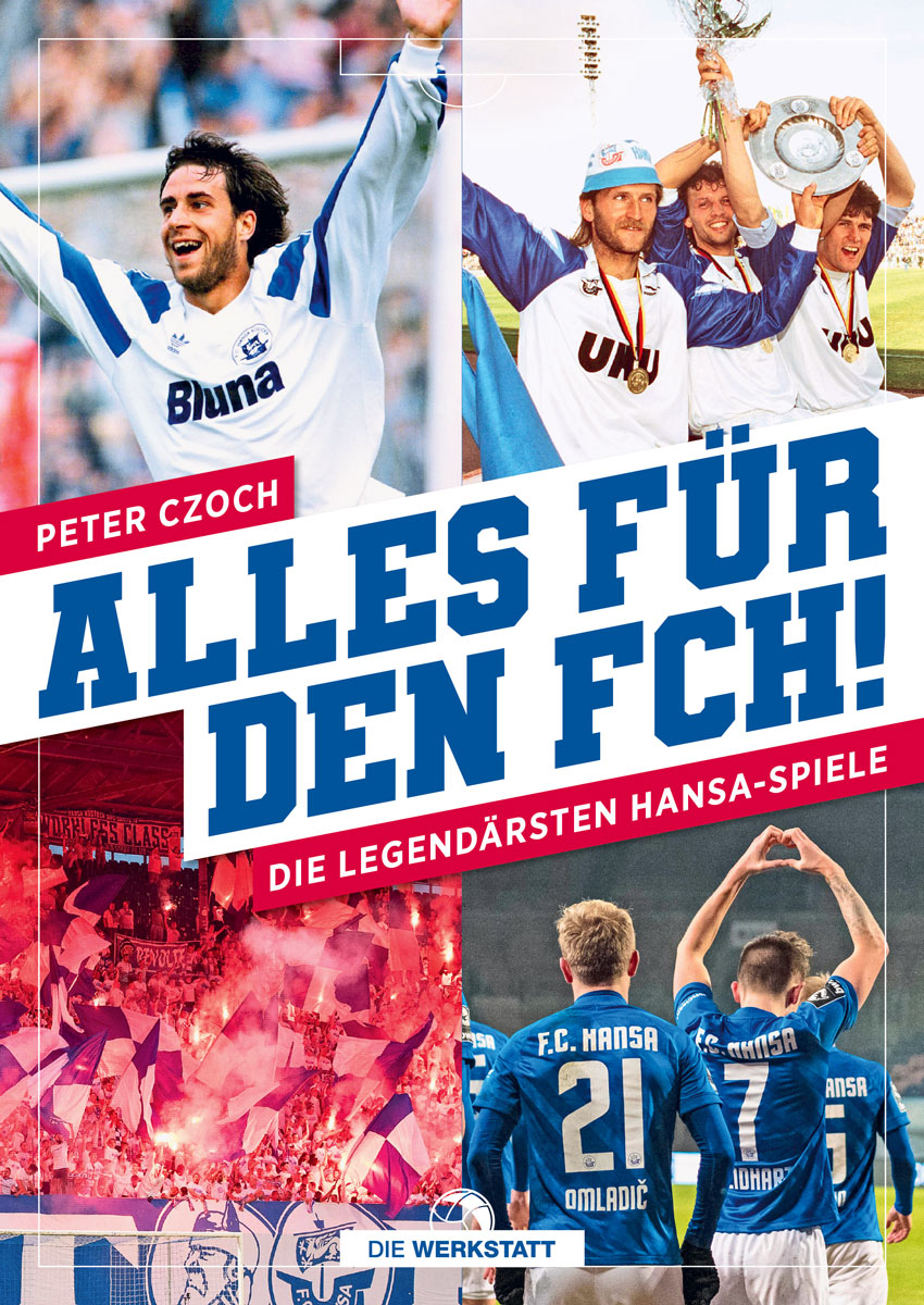 """Buchrezension: """"Alles für den FCH"""""""