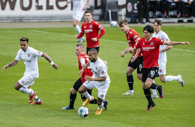 FC St. Pauli – Hannover 96 1:2 – Flaute