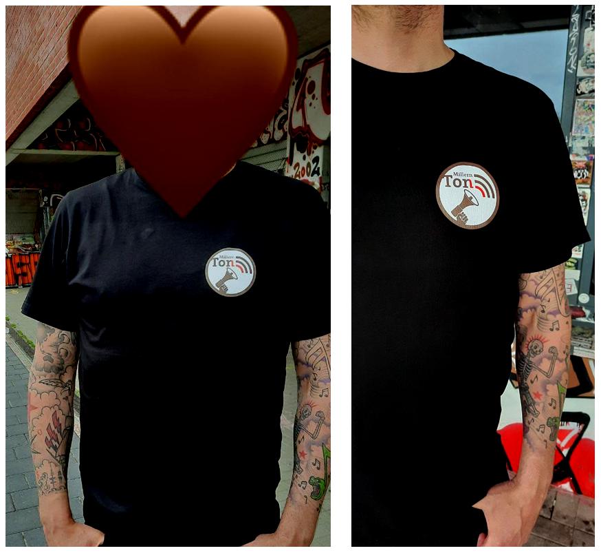Modepodcast presents: MillernTon T-Shirts!