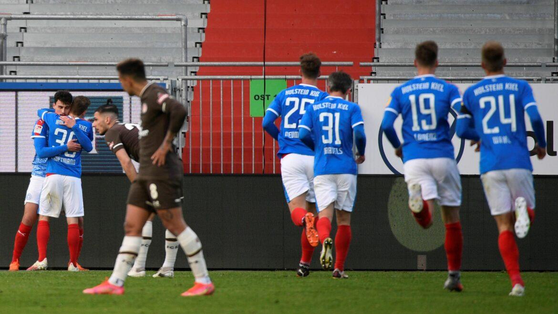 Holstein Kiel – FC St. Pauli 4:0 – effektiv vs. aggressiv