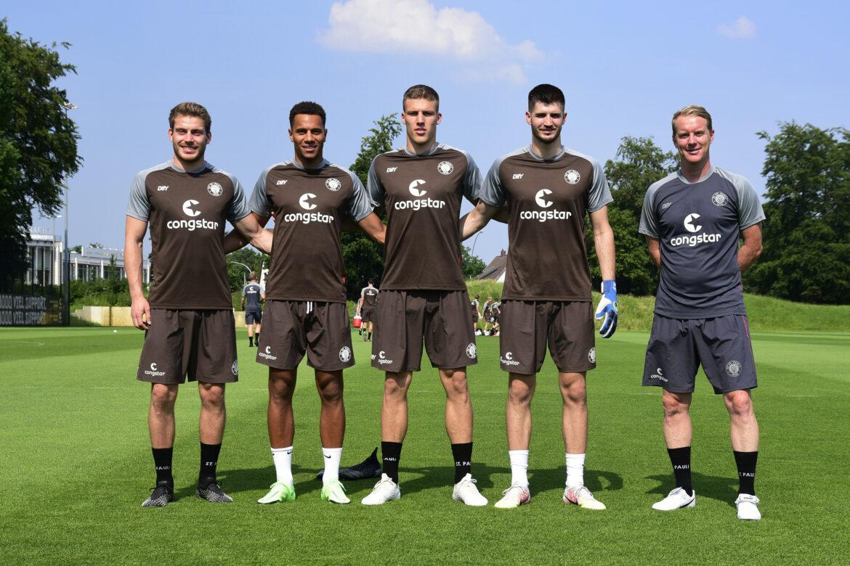 Die Baustelle(n) im Kader des FC St. Pauli