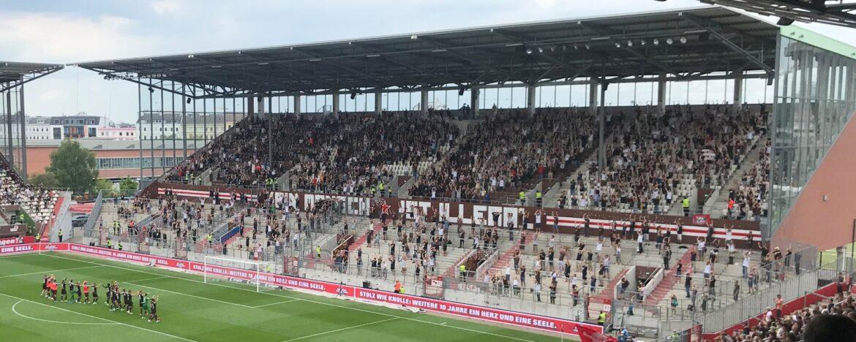 FC St. Pauli – Holstein Kiel 3:0 / Keiner spielt so'n Quark…